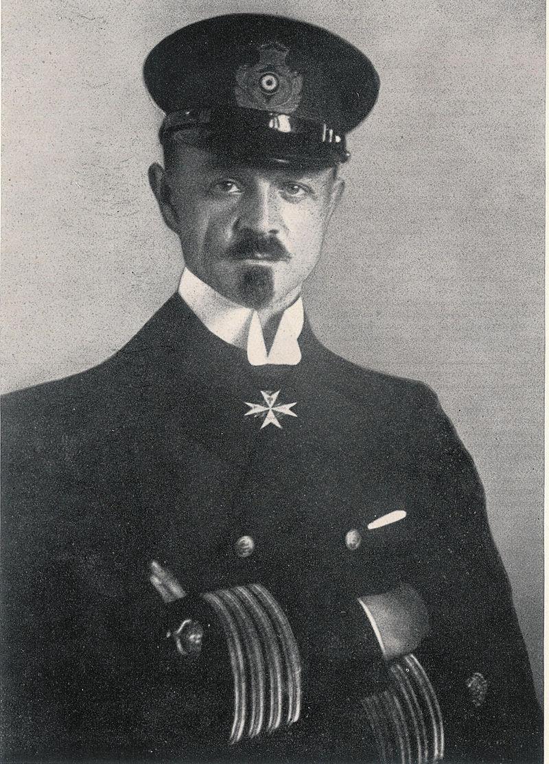 Kommandørkaptajn Peter Strasser